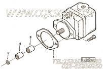 【样条适配器】康明斯CUMMINS柴油机的3038082 样条适配器