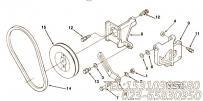 【液压泵支持】康明斯CUMMINS柴油机的128745 液压泵支持