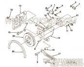 【平垫圈】康明斯CUMMINS柴油机的700354 平垫圈