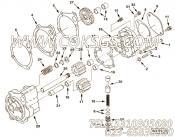 【机油泵体】康明斯CUMMINS柴油机的3087812 机油泵体