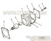 【液压泵垫】康明斯CUMMINS柴油机的206469 液压泵垫