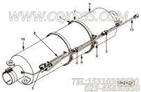 【插座模块】康明斯CUMMINS柴油机的4965241 插座模块