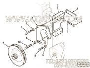 【六角头螺栓】康明斯CUMMINS柴油机的C0800005000 六角头螺栓