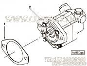 【3921800】动力转向泵 用在康明斯引擎