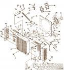 【柔性软管】康明斯CUMMINS柴油机的AK 5028 SS 柔性软管