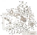 【柔性软管】康明斯CUMMINS柴油机的AK 5045 SS 柔性软管