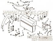 【弹簧垫圈】康明斯CUMMINS柴油机的3043642 弹簧垫圈