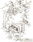 【调水连接】康明斯CUMMINS柴油机的4970273 调水连接