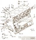 【主轴承】康明斯CUMMINS柴油机的C6204218100 主轴承