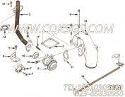 【发动机QSB5-G6的增压器组】 康明斯六角法兰面螺母报价,参数及图片