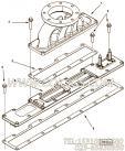 【引擎6LTAA8.9-GM200的进气歧管组】 康明斯进气接头报价,参数及图片