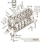 【汽缸体】康明斯CUMMINS柴油机的3948576 汽缸体