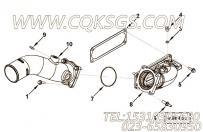 【引擎ISZ525 40的进气过渡管组】 康明斯进气过渡管报价,参数及图片