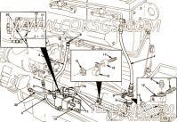 【柔性软管】康明斯CUMMINS柴油机的AK 8014 SS 柔性软管