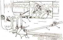 【圈养的洗衣机第螺丝】康明斯CUMMINS柴油机的3052675 圈养的洗衣机第螺丝