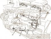 【柔性软管】康明斯CUMMINS柴油机的AK10027 SS 柔性软管