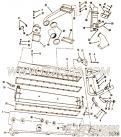 【节温器盖】康明斯CUMMINS柴油机的195951 节温器盖