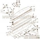 【六角法兰六角螺钉】康明斯CUMMINS柴油机的3005508 六角法兰六角螺钉