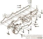 【进气歧管垫片】康明斯CUMMINS柴油机的3685060 进气歧管垫片
