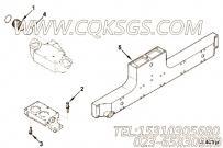 3060567带垫螺栓,用于康明斯KTA19-M640动力基础件组,更多【船机】配件报价