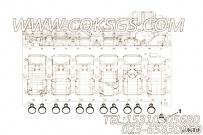 用于进口QSB5.9柴油机Gear Housing