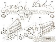 3047665衬垫,用于康明斯KTA38-G5-800GF动力进气管组,更多【电力】配件报价