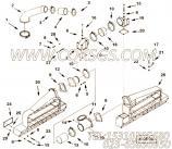 【进气歧管】康明斯CUMMINS柴油机的3627379 进气歧管