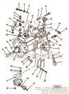 【Screw, Assembly】康明斯CUMMINS柴油机的3904650 Screw, Assembly