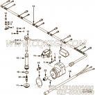 【发电机】康明斯CUMMINS柴油机的3395744 发电机