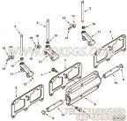 【凸轮从动HSG总成】康明斯CUMMINS柴油机的3036939 凸轮从动HSG总成