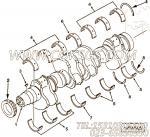 【主轴承】康明斯CUMMINS柴油机的3092877 主轴承
