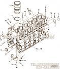【柴油机L340 30的缸体组】 康明斯缸体报价,参数及图片