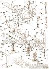 68038管子支撑,用于康明斯NTA855-C310柴油机吸油管及吸油接头组,更多【内一机推土机】配件报价