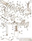 【机油冷却器】康明斯CUMMINS柴油机的3265502 机油冷却器