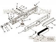 【3090419】接头体 用在康明斯发动机