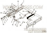 【冷却器芯】康明斯CUMMINS柴油机的4059460 冷却器芯