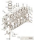【C4947363】缸体总成 用在康明斯发动机