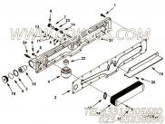 【发动机QSZ13-G2的机油冷却器组】 康明斯节温器报价,参数及图片
