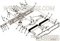 【机油冷却器套件】康明斯CUMMINS柴油机的4089583 机油冷却器套件