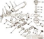 【滤清器座连接件】康明斯CUMMINS柴油机的3335625 滤清器座连接件