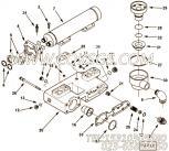 【矩形密封圈】康明斯CUMMINS柴油机的3406952 矩形密封圈