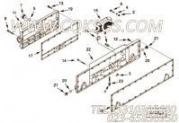 【Gasket, Tor Cnv Oil Cooler】康明斯CUMMINS柴油机的3085999 Gasket, Tor Cnv Oil Cooler