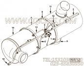 【后处理设备】康明斯CUMMINS柴油机的4969689 后处理设备