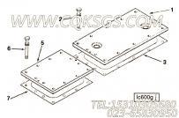 3009323水室盖衬垫,用于康明斯KTA38-G5-800KW主机性能件组,更多【发电用】配件报价