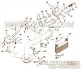 【机油吸引管】康明斯CUMMINS柴油机的3176642 机油吸引管