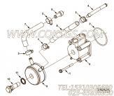【软管】康明斯CUMMINS柴油机的4983994 软管