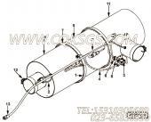 【后处理设备】康明斯CUMMINS柴油机的4969724 后处理设备