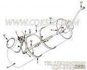 【插座模块】康明斯CUMMINS柴油机的4965237 插座模块