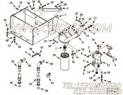 【柔性软管】康明斯CUMMINS柴油机的3047359 柔性软管