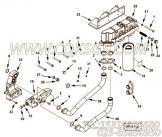 【压缩弹簧】康明斯CUMMINS柴油机的4295503 压缩弹簧